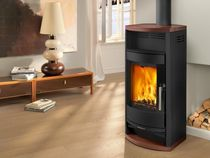 contemporary wood-burning stove LEON HAAS + SOHN Ofentechnik GmbH
