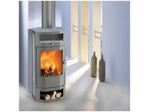 contemporary wood-burning stove TRIENT  HAAS + SOHN Ofentechnik GmbH