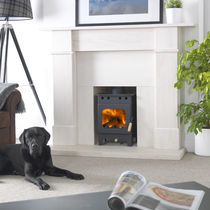 contemporary wood-burning stove SPRINGDALE 9103 Burley