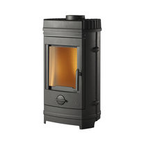 contemporary wood-burning stove (cast iron) CH&Acirc;TEL (GOMONT 8000) INVICTA