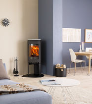 contemporary wood-burning stove (cast iron) F 369 Jøtul