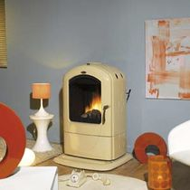 contemporary wood-burning stove (cast iron) BELEM  GODIN