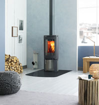 contemporary wood-burning stove (cast iron) F 366 Jøtul