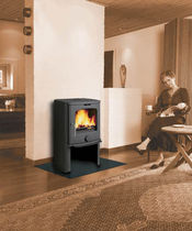 contemporary wood-burning stove (cast iron) ANDERSEN 4-5 SCAN