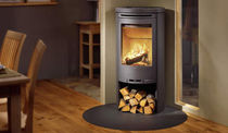 contemporary wood-burning stove (steel) CONTURA 510 Contura