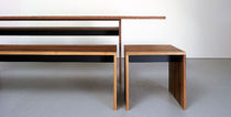 contemporary wood stool FORMAT  Sanktjohanser