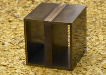 contemporary wood stool 0098 JOHN HOUSHMAND