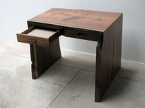 contemporary wood writing desk 0048.2 JOHN HOUSHMAND