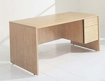contemporary wood writing desk SI6030 RBF -SA Office Furniture Group