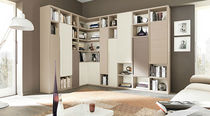 contemporary wooden bookcase LUCE: 12 Colombini