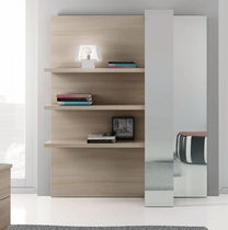 contemporary wooden bookcase DOMINO ANTAIX