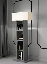 contemporary wooden bookcase ANNETTE  Casamilano