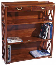 contemporary wooden bookcase CASSARD STARBAY