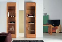 contemporary wooden bookcase ESTATE Sellaro