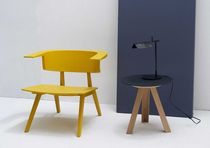 contemporary wooden chair FLY by Ineke Hans Arco Contemporary Furniture