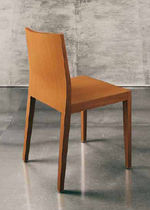 contemporary wooden chair GIULIA Mobilificio Florida