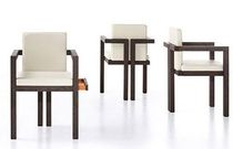 contemporary wooden chair COMPLEMENTI: ALZE ECO & CO.