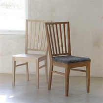 contemporary wooden chair FRÖJEL  G.A.D