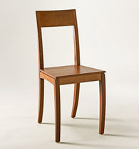 contemporary wooden chair ANTILOPE WohnGeist AG