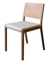 contemporary wooden chair ESSE R JAVORINA