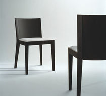 contemporary wooden chair NOVA Fimar Srl