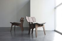 contemporary wooden chair ELEPHANT by Juan Pablo Quintero  Arre Agency