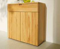 contemporary wooden chest of drawers FLAVO h&uuml;lsta