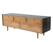 contemporary wooden chest of drawers HAVEN LOW SMC Furnishings