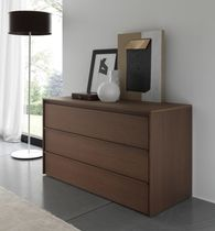 contemporary wooden chest of drawers ZERODUE : IRO  FRATELLI ROSSETTO