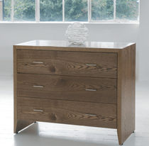 contemporary wooden chest of drawers AREZZO William Yeoward