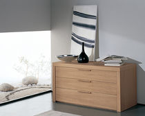 contemporary wooden chest of drawers TATOO  Fimar Srl