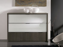 contemporary wooden chest of drawers MILENIUM PLUS 4612 Baixmoduls