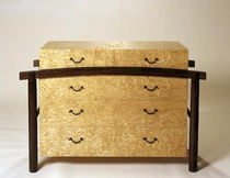 contemporary wooden chest of drawers TORII TANSU Michael Puryear Furnituremaker
