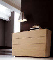 contemporary wooden chest of drawers PANAMA GASPARUCCI
