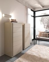 contemporary wooden chiffonier ZERODUE : KYO FRATELLI ROSSETTO
