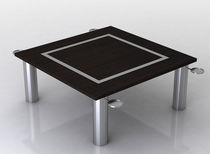 contemporary wooden coffee table PRESIDENT Swanky Design - Premium Contemporary Furniture