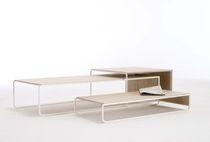contemporary wooden coffee table SETUP by Willem van Ast Arco Contemporary Furniture
