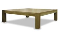 contemporary wooden coffee table AUGUSTO Costantini Design