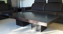 contemporary wooden coffee table CAPELA GONZALO DE SALAS