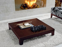 contemporary wooden coffee table LADY Mobilificio Florida