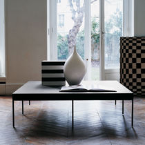 contemporary wooden coffee table by Antonio Citterio EBE  MAXALTO