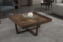 contemporary wooden coffee table AMÓN  Planum, Inc.