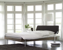 contemporary wooden double bed KANJO by Cord Möller-Ewerbeck Möller Design
