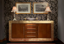 contemporary wooden lacquered sideboard 36 ARCA