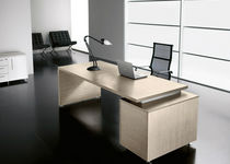 contemporary wooden office desk GO: 04 Colombini
