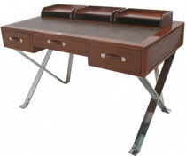 contemporary wooden secretary desk NEW YORK STARBAY