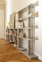 contemporary wooden shelf PAQUEBOT ludovic-avenel