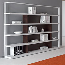 contemporary wooden shelf ARCHEMIDE ALEA