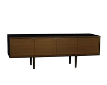 contemporary wooden sideboard MAY SMC Furnishings