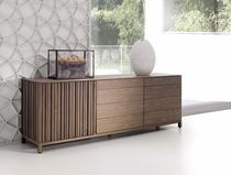 contemporary wooden sideboard ESSENCIAL MOBIL FRESNO